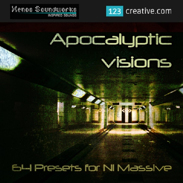 Apocalyptic visions cover