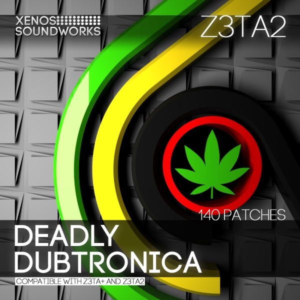 Deadly Dubtronica Cover