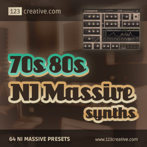 Massive - 70s and 80s Synths