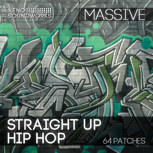 Massive - Straight Up Hip Hop