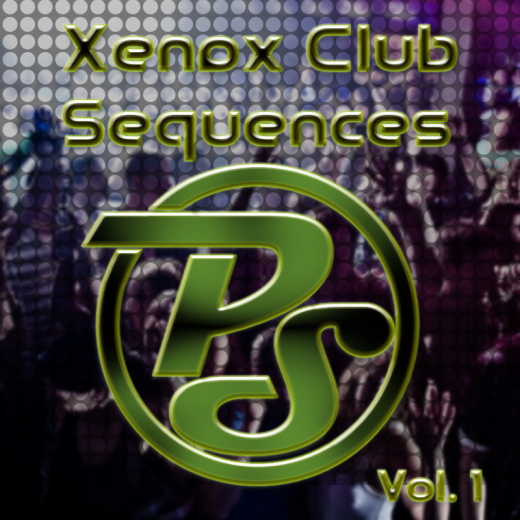 Xenox Club Sequences Cover