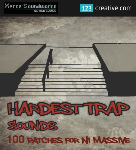 Hardest-Trap-Sounds-Cover