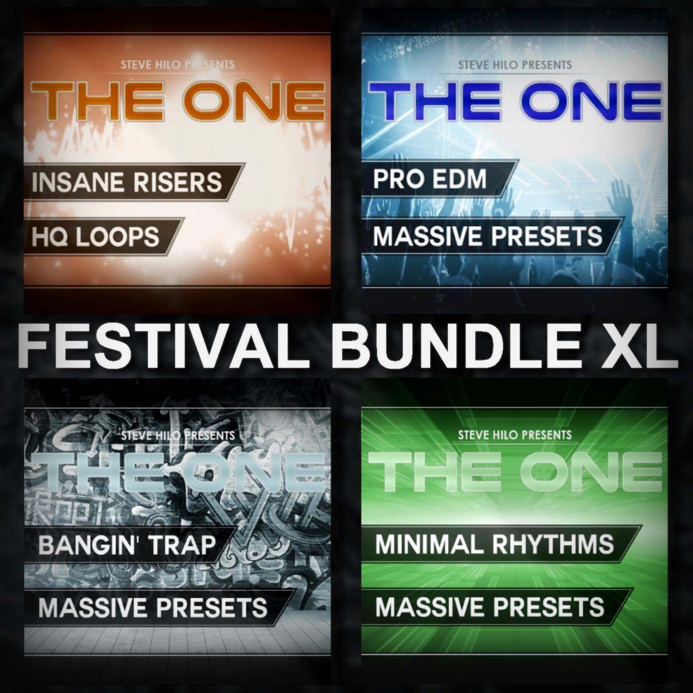 Festival Bundle XL - filtered