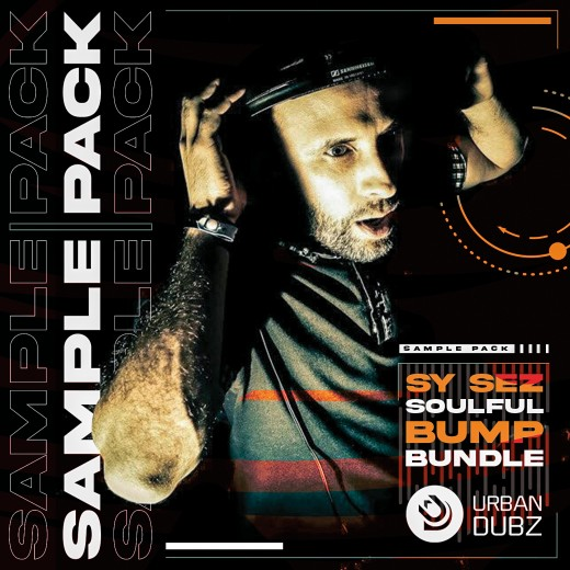Sy Sez sample pack artwork